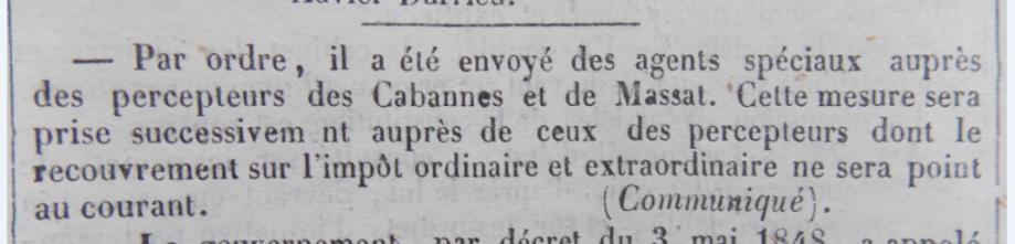 agents près percepteurs Ariégeois 21-10-1848.PNG