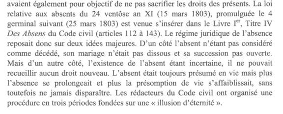 extrait de l'absence dance dans la jurisprudence p 2.PNG