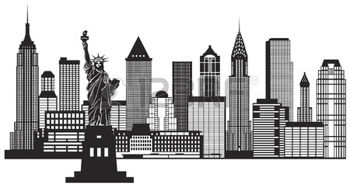 30146399-new-york-city-skyline-avec-la-statue-de-la-libert-contour-noir-et-blanc-illustration.jpg