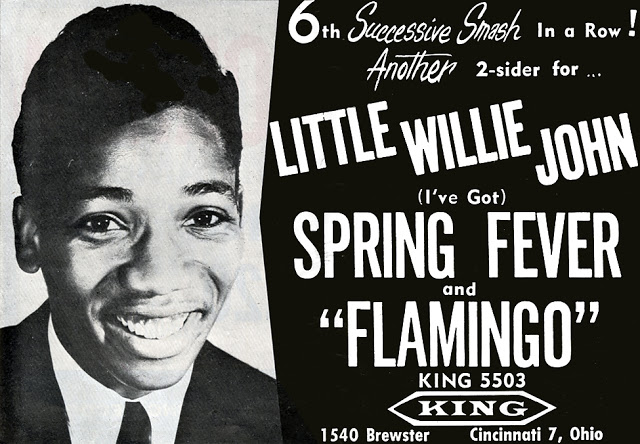 Little Willie John - King Records Advertise 1961.jpg