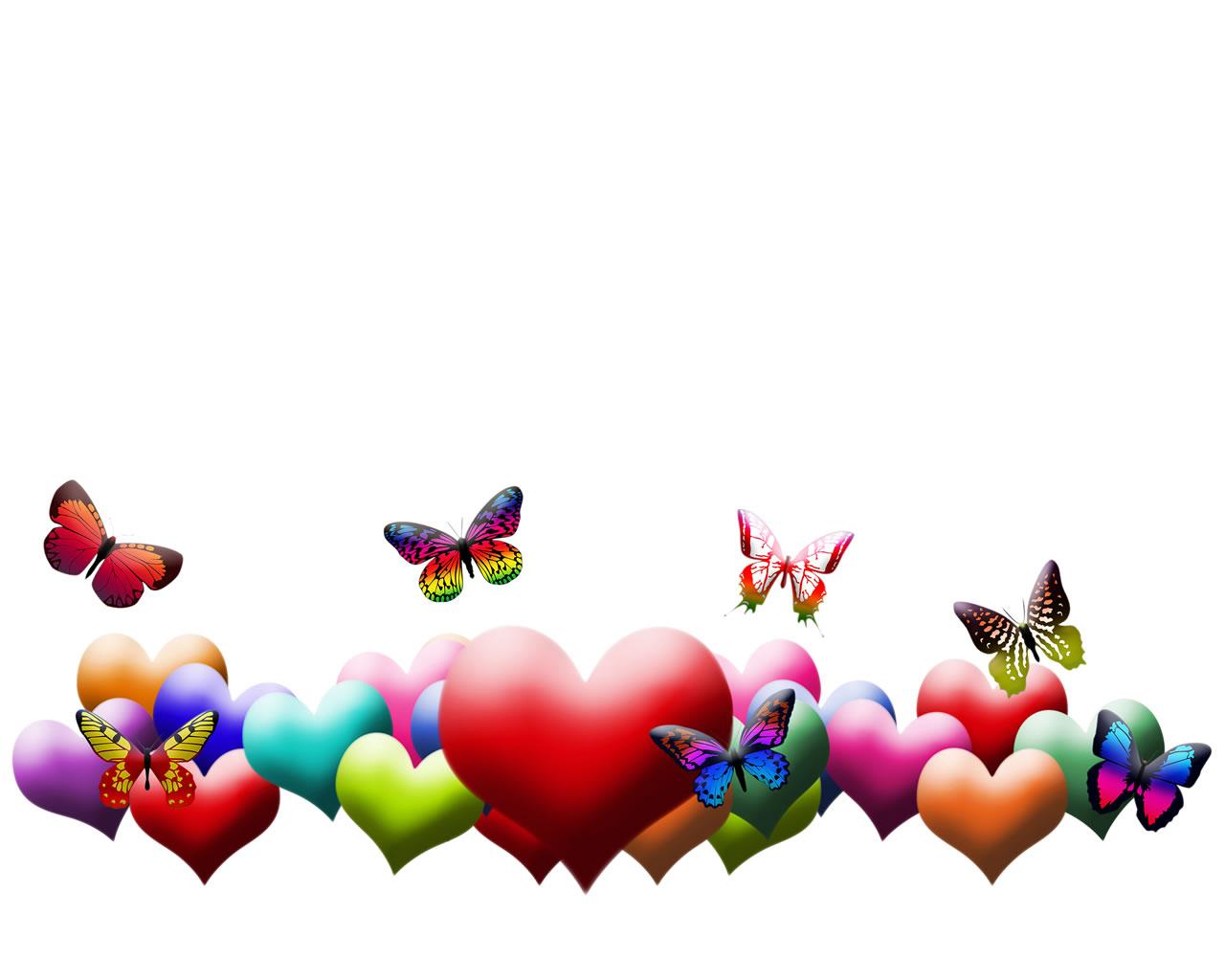 Belle fête à chacun et chacune Belle journée d'amour ou d'amitié