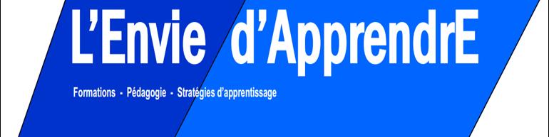 L'ENVIE D'APPRENDRE