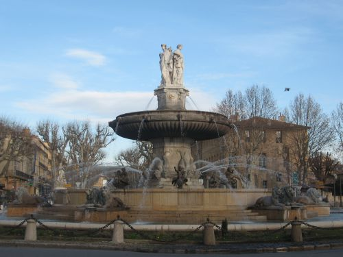 La Rotonde Aix-en-Provence