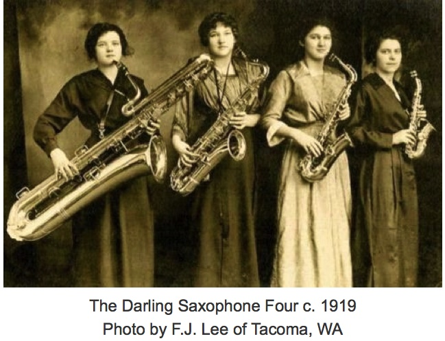 01 The darling Saxophone Four 1919.jpg