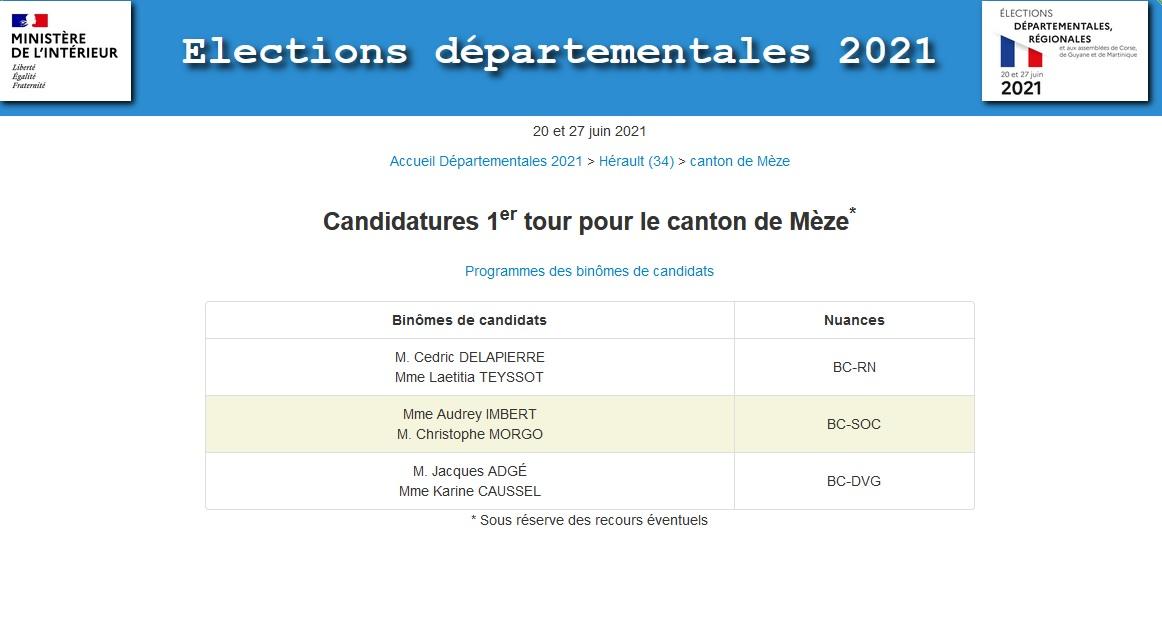 binomes 2021 pref departementales