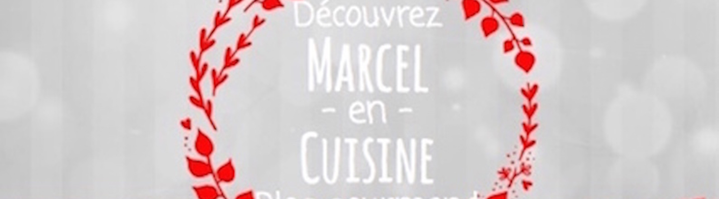 Marcel en Cuisine