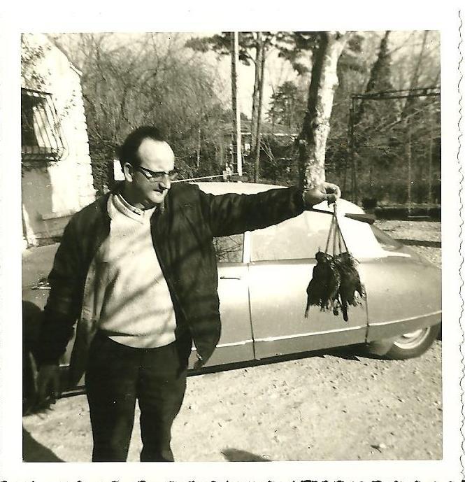 Mon oncle Jacques.
