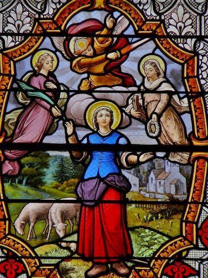 Ste Jeanne d'Arc - église Sainte Eugénie à Marne-la-Coquette - Copie.jpg