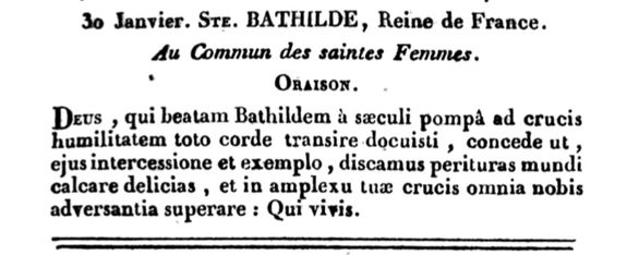 Oraison de la fête de Ste Bathilde oraison.jpg