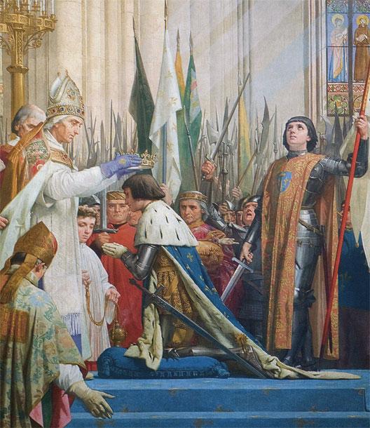 Jeanne à Reims (Charles VII et Archevêque).jpg