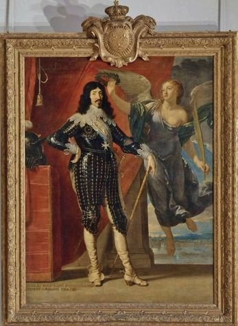 Philippe de Champaigne Louis XIII couronné par la victoire.jpg