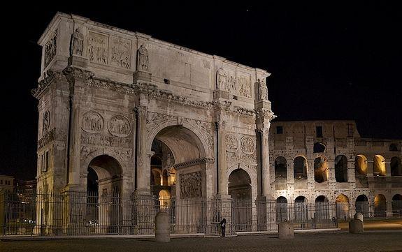 arc de Constantin - Rome.JPG