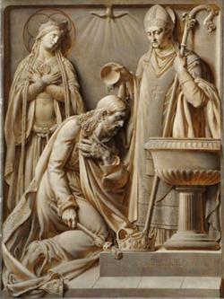 Baptême Clovis Versailles cathédrale - Copie.JPG