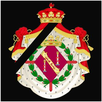 Duchesse de Franco - deuil.jpg
