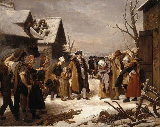 Hersent Louis XVI distribuant des aumônes - Copie.jpg
