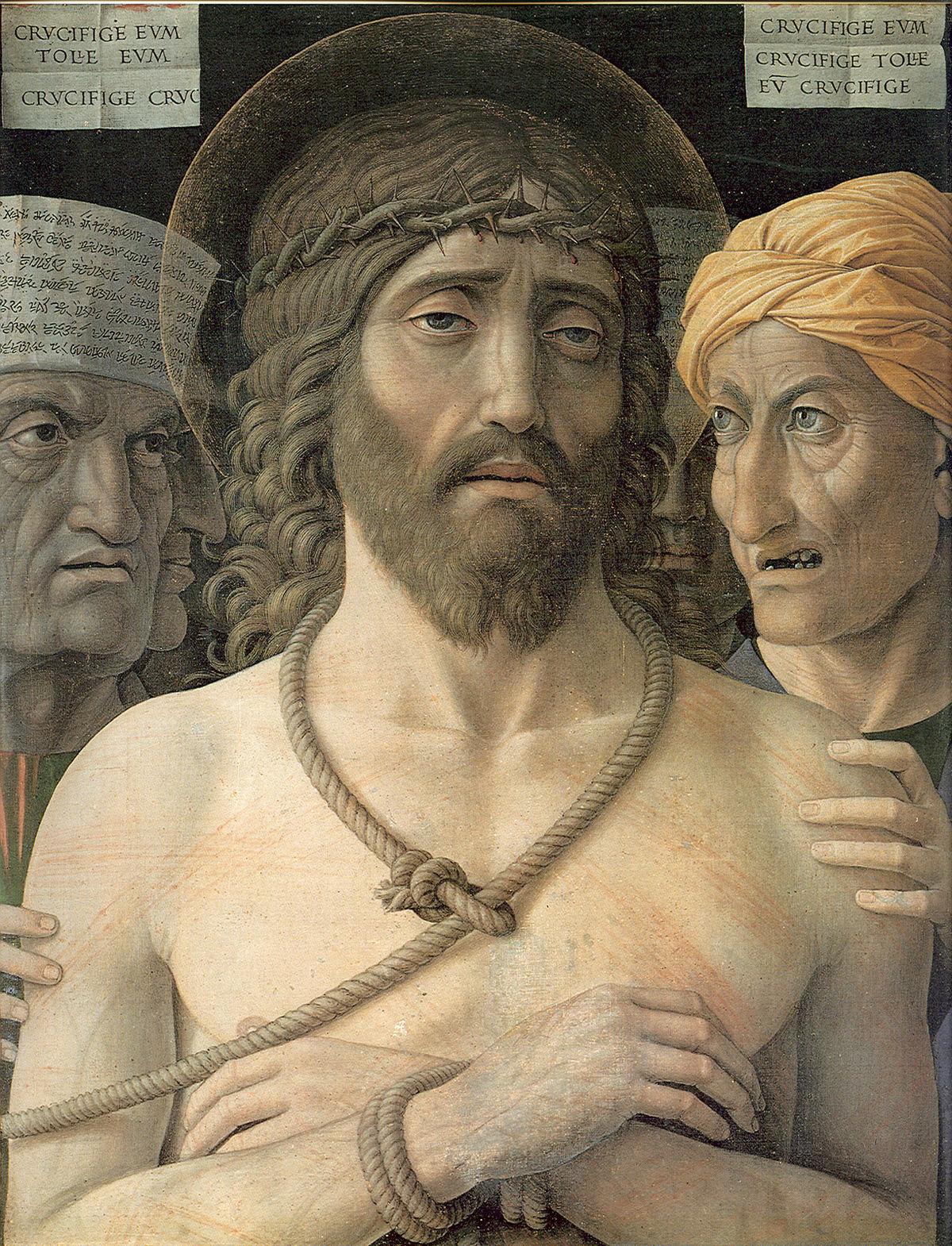 Andrea Mantegna Ecce Homo.jpg
