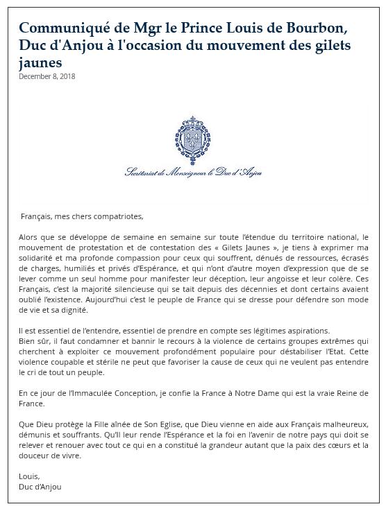 Message du Prince 8 déc 2018.PNG