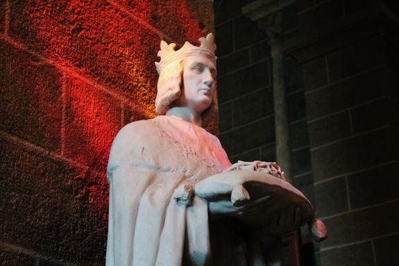 Statue de Saint Louis - Le Puy.JPG