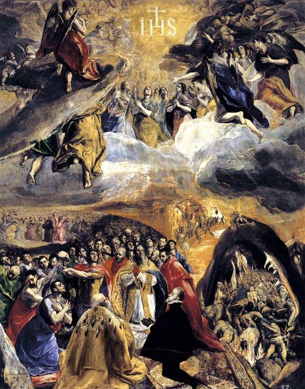 Le Greco - adoration du St Nom de Jésus.jpg