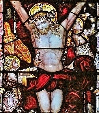 Saint Andrew Minehead détail d'un vitrail.jpg