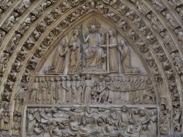 Tympan du Jugement dernier - Notre-Dame de Paris.jpg