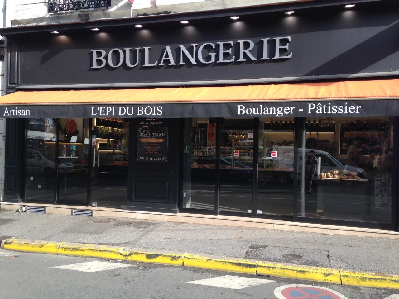 Lundi 28 septembre le partenaire du jour fontenaython un d fi pour la vie - Boulangerie fontenay sous bois ...