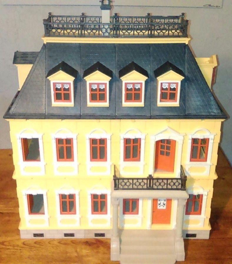 Combien valent les maisons playmobil est ce un bon achat for Maison traditionnelle 5301