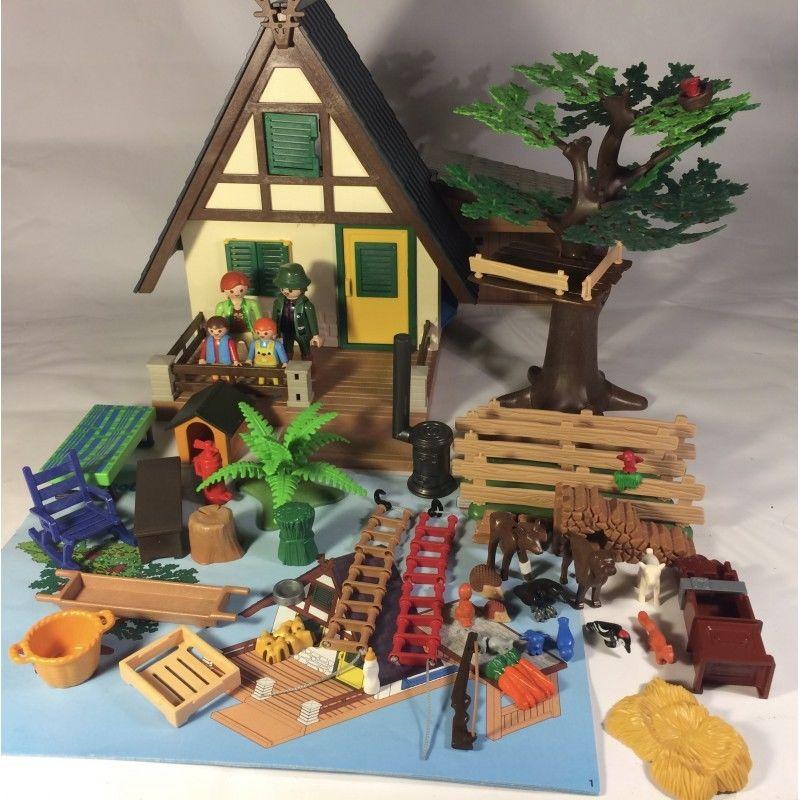 Plan Maison De Campagne Playmobil