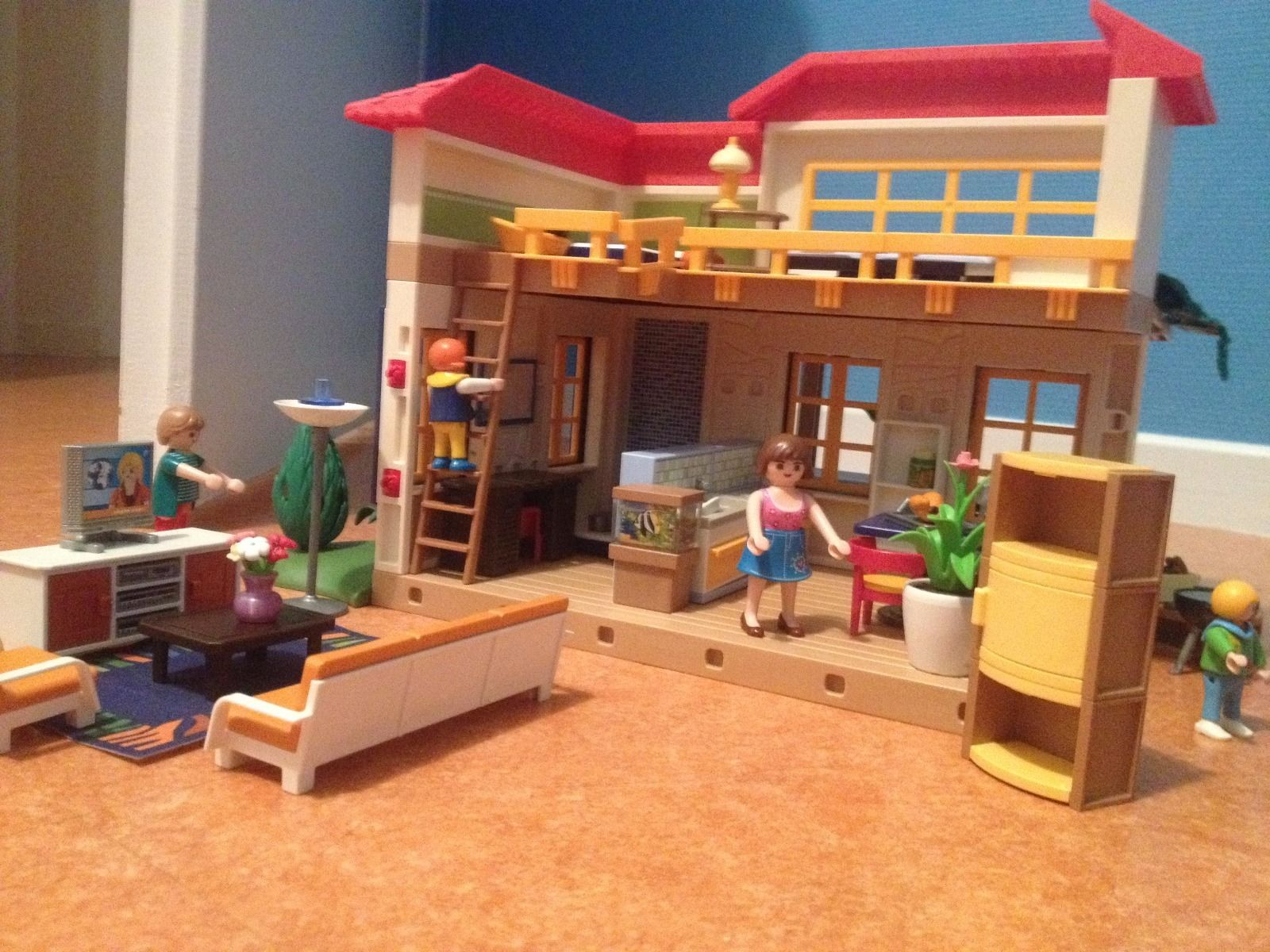 combien valent les maisons playmobil est ce un bon achat. Black Bedroom Furniture Sets. Home Design Ideas