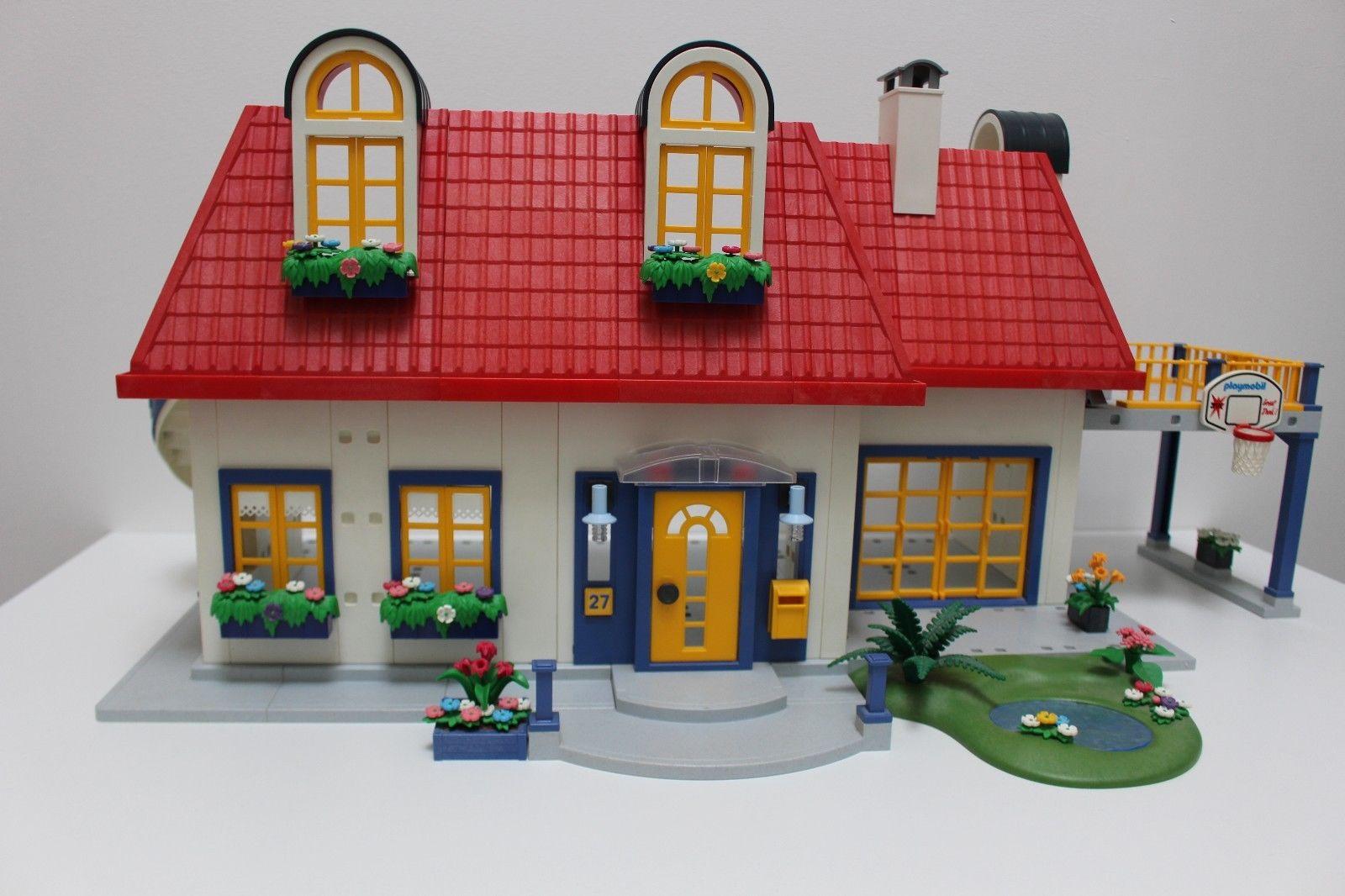 combien valent les maisons playmobil est ce un bon achat. Black Bedroom Furniture Sets. Home Design Ideas