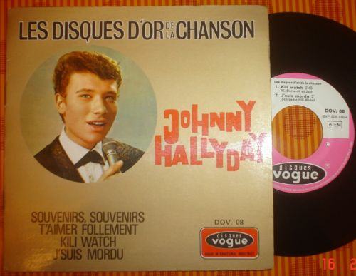 combien valent les 45 tours tout sur johnny hallyday. Black Bedroom Furniture Sets. Home Design Ideas