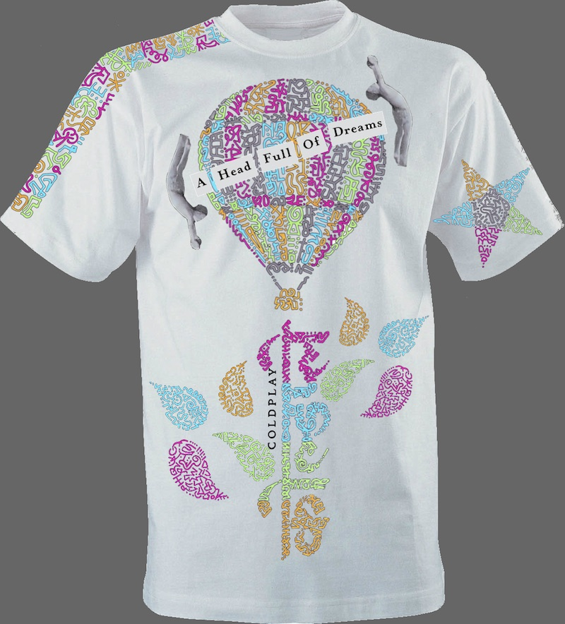 My Design for the t-shirt of Coldplay AHFOD - 24 - on a real t-shirt - réduit.jpg