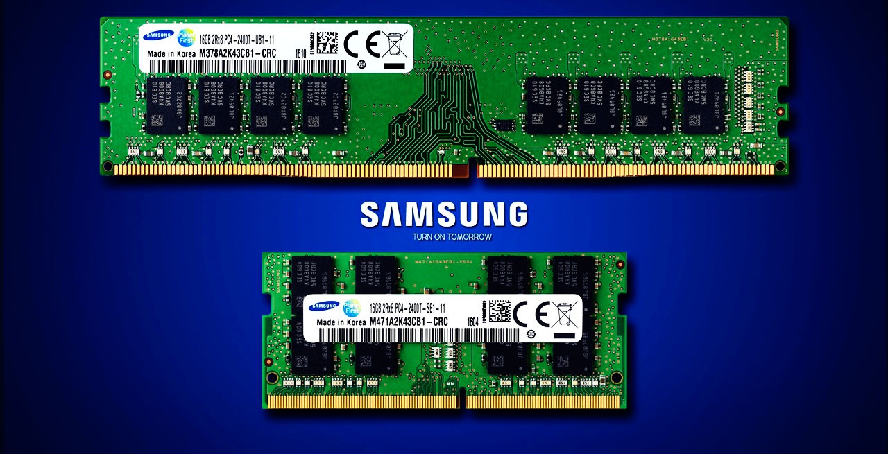 Mass Production Of DDR4 DRAM Begins At Samsung.jpg