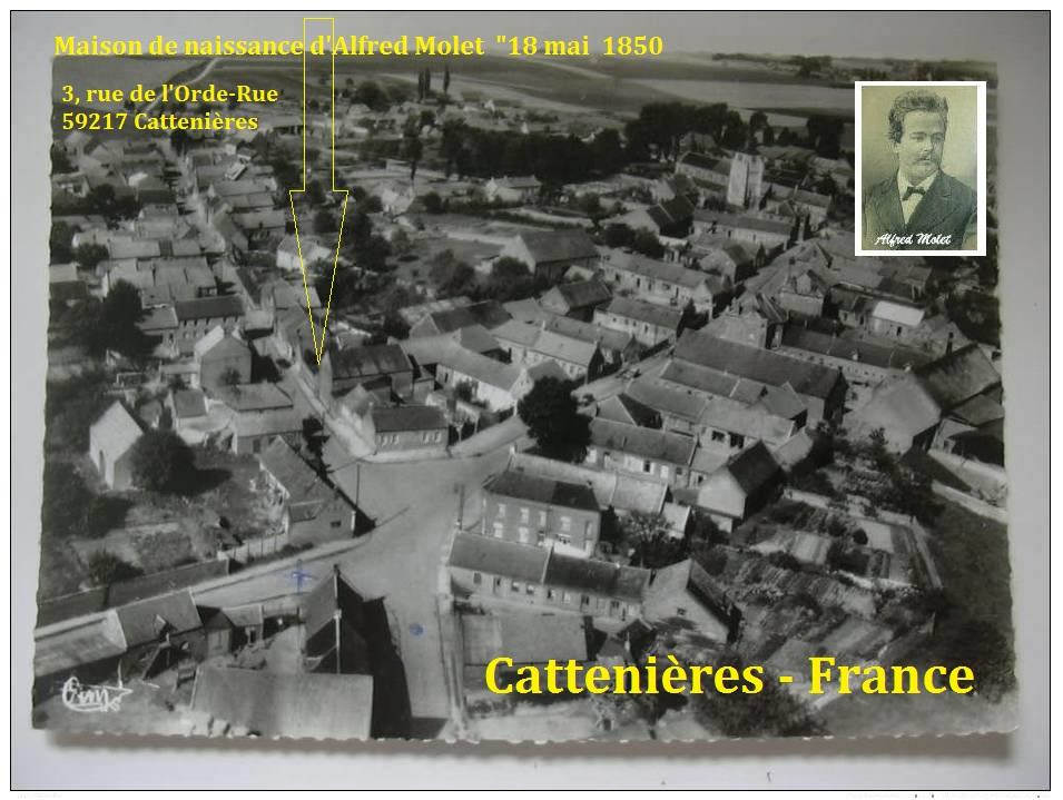 Les Hauts de France -Catteniéres - Molet