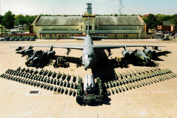 Rolling thunder - B-52 and payload.jpg