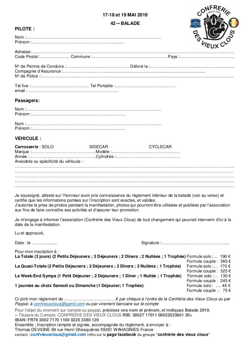 42 eme BALADE DES VIEUX CLOUS Fiche Inscription.jpg