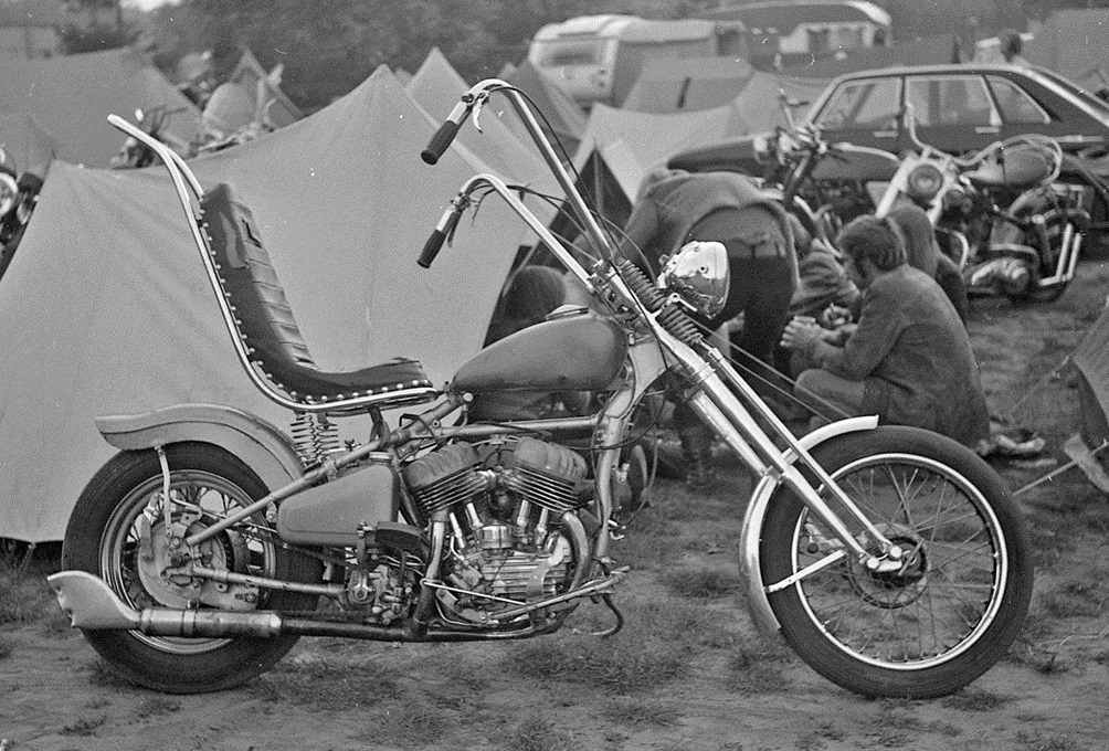 Bruges Cheval d'Acier 1971 photo blog 10 chopper.jpg