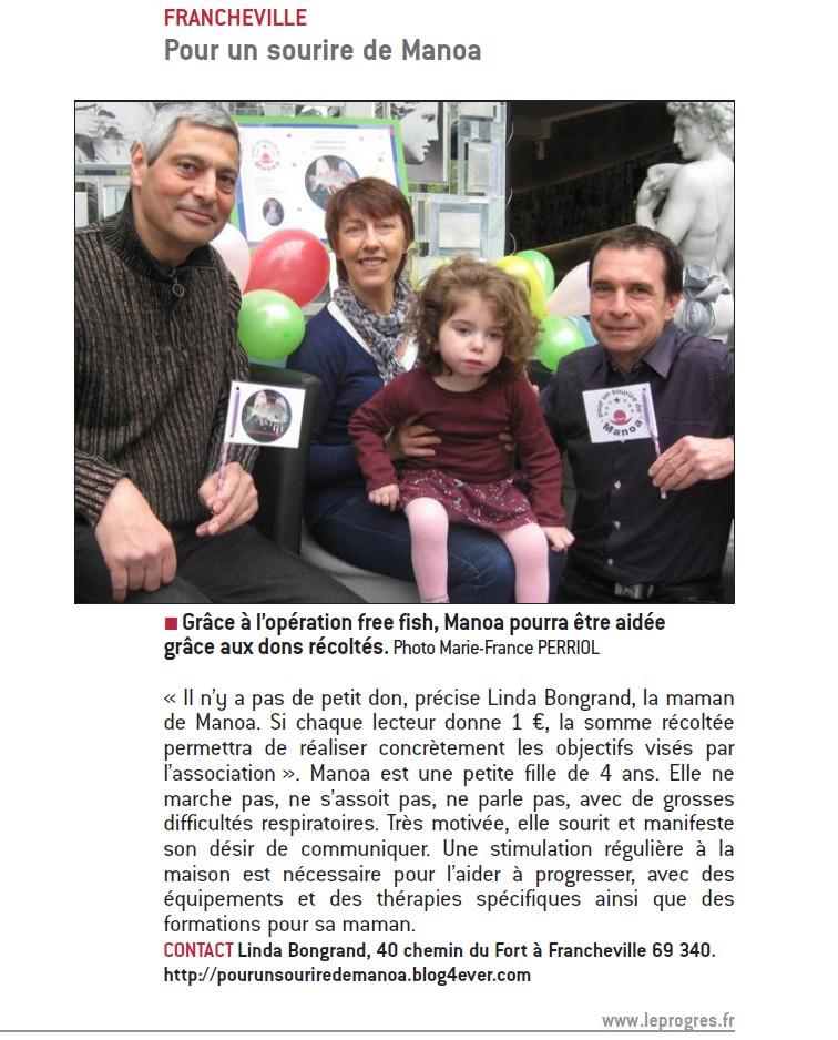 19-03-2016 Article Progrès - Free Fish .jpg