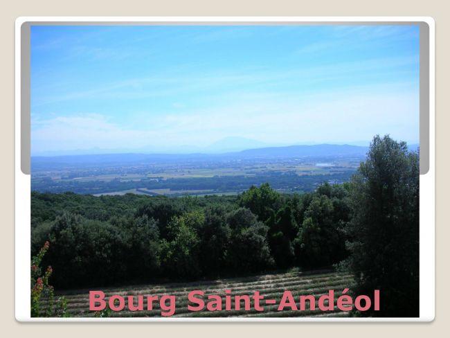 Vacances en Ardèche - Août 2016