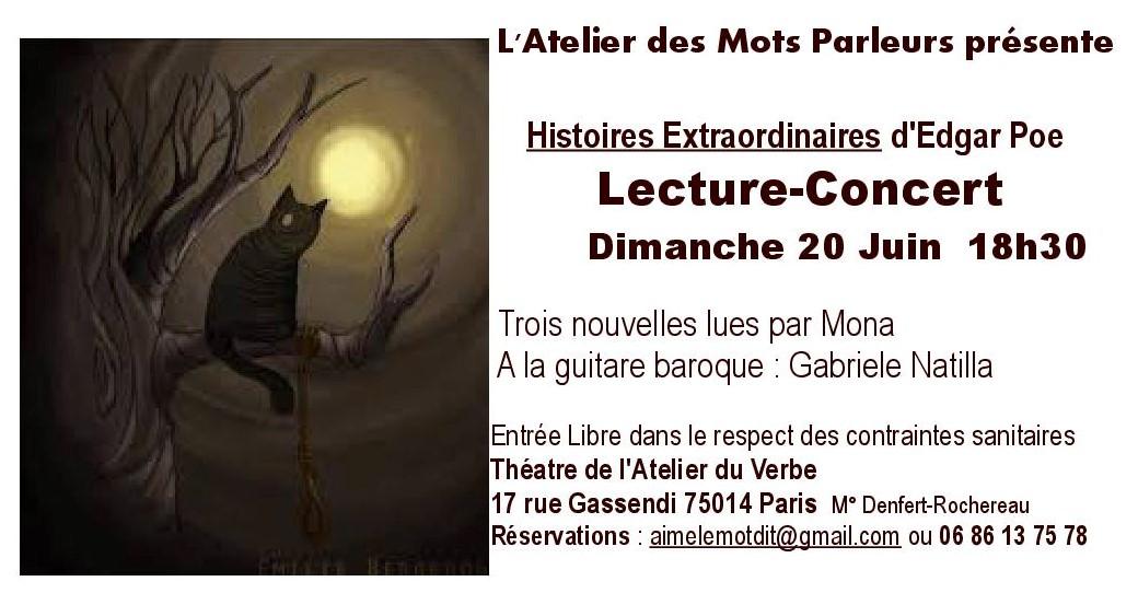 Invitation lecture-concert