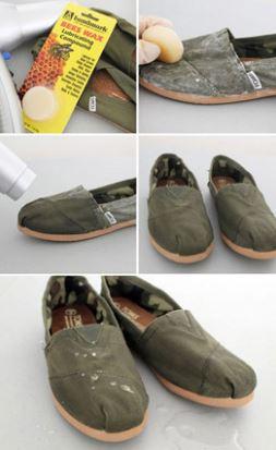 cire d'abeille - imperméabiliser ses chaussures.JPG