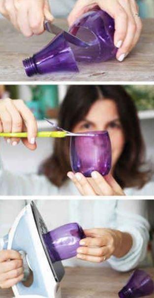 bouteille plastique - pot 001.JPG