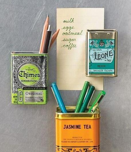 pot à crayon aimanté - astuce.JPG