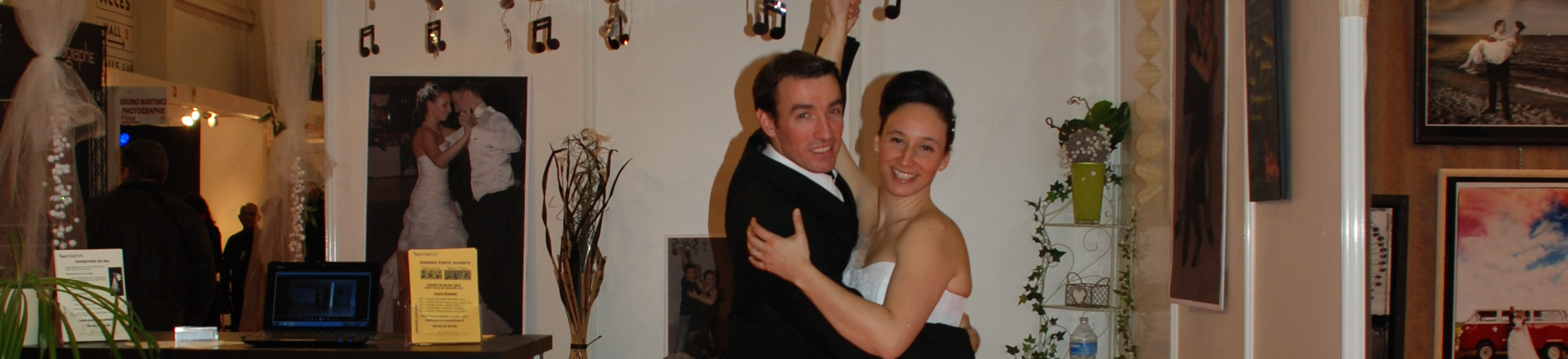 Danse Mariage : Votre ouverture de bal personnalisée !