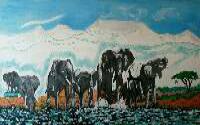 Gene Leboucher-Artiste peintre