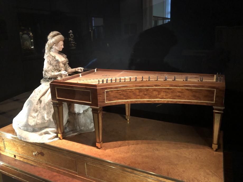 Joueuse de tympanon 1784