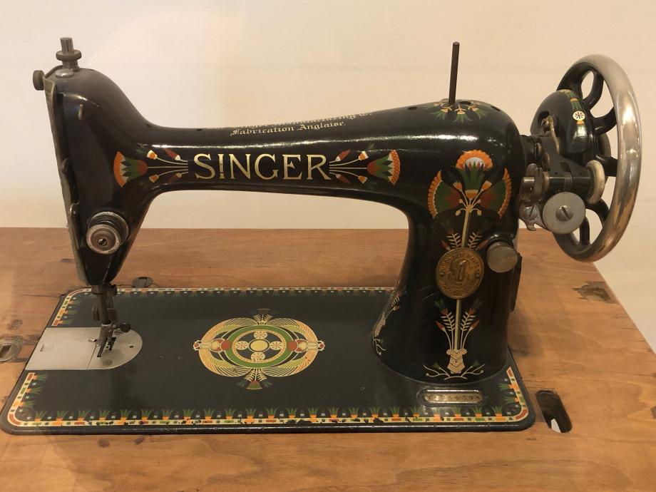 Machine à coudre SINGER 1930