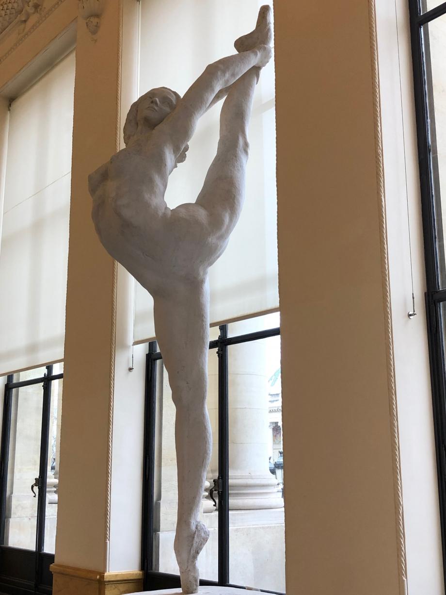 Serge Youriévitch - La danseuse Sacha-Lyon - 1933