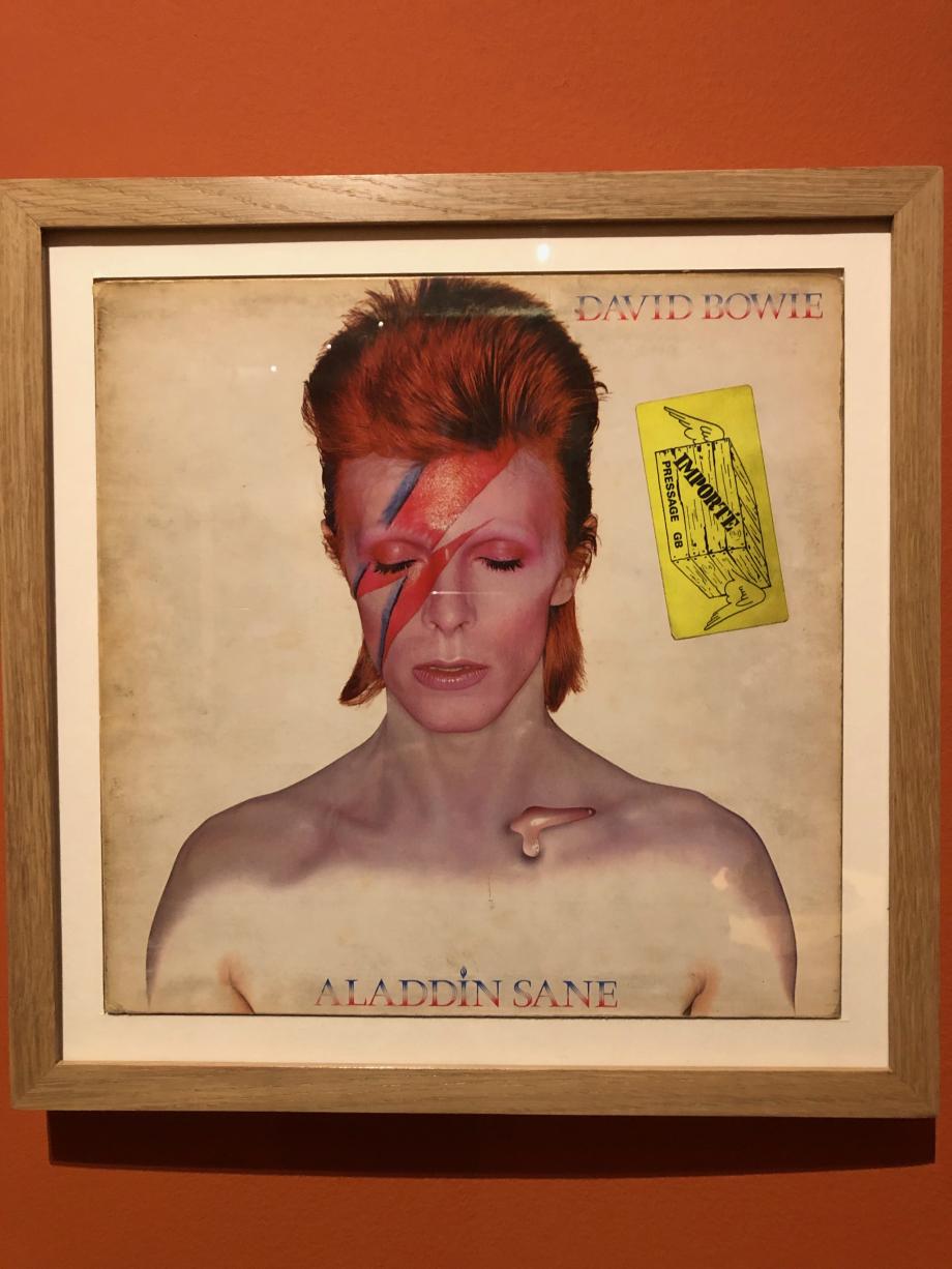 David Bowie - Disque 33 tours