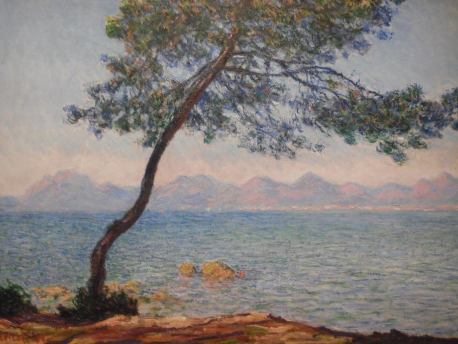 Claude Monet Antibes, 1888 Très, très beau